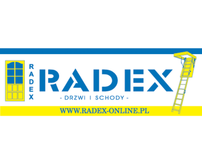 Logo RADEX Poland Sp. z o.o. Sp. k.